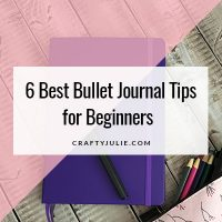 6 Best Bullet Journal Tips for Beginners