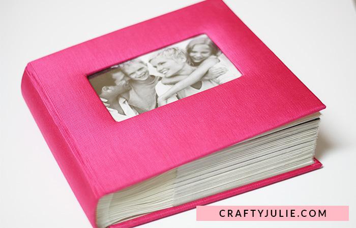 Photo Album Scrapbooking