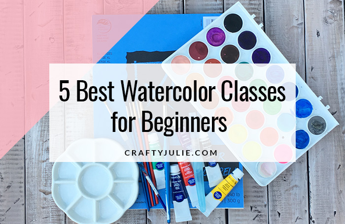 5 Best Watercolor Classes for Beginners