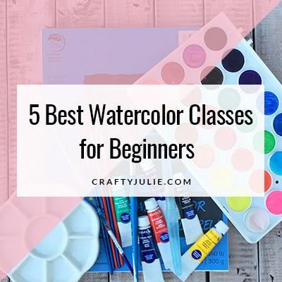 5 Best Watercolor Classes for Beginners on SkillShare