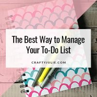 The Best Way to Manage Your To-Do List