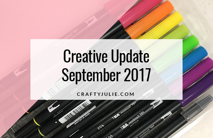 September 2017 Creative Update