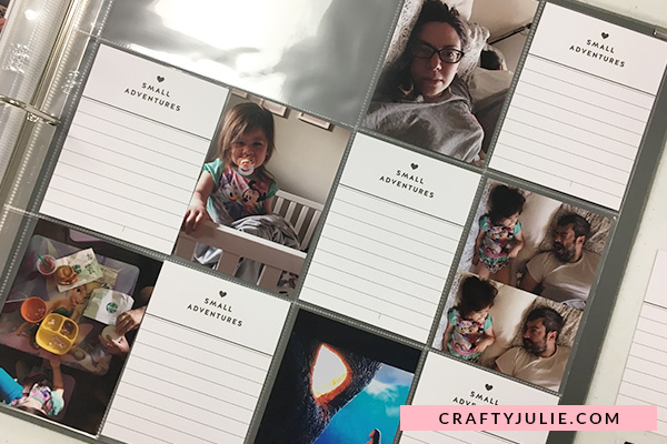 3 Tips to Complete a Day in the Life Scrapbook Project