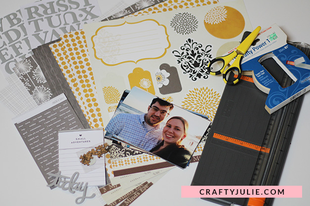 Scrapbooking on Any Budget - Free Form Scrapbooking Supplies