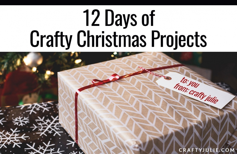 12 days of a crafty christmas