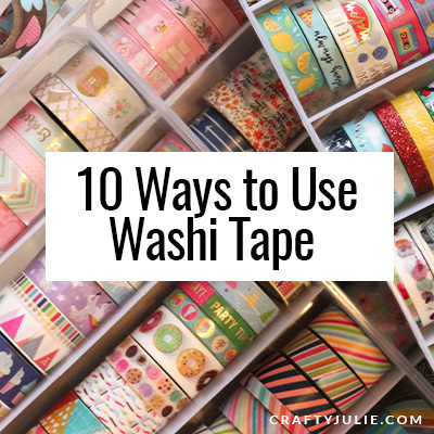 large washi tape collection in containers 10 ways to use washi tape that's not scrapbooking or cards