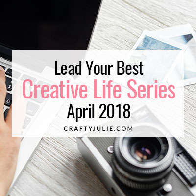 Crafty Julie | Lead Your Best Creative Life | featuring Sean Eyring
