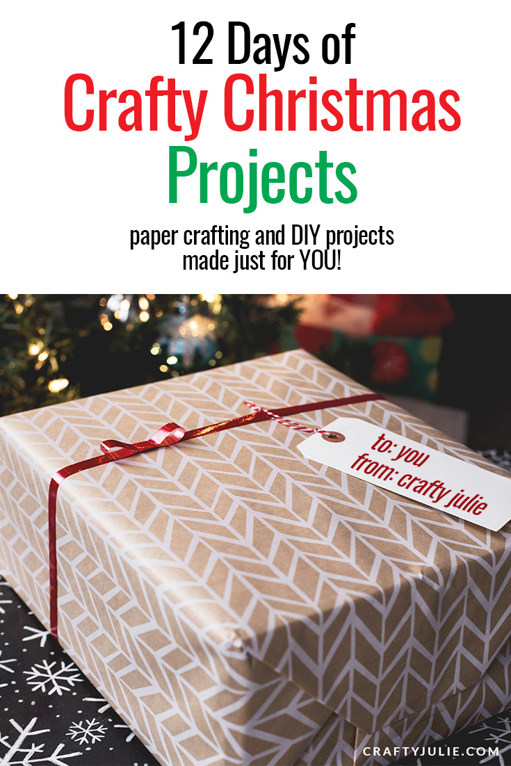 12 Days of Crafty Christmas Projects